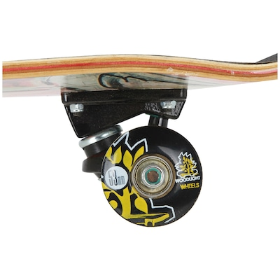 Skate Wood Light Pro W037