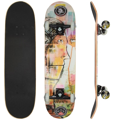 Skate Wood Light Pro W040