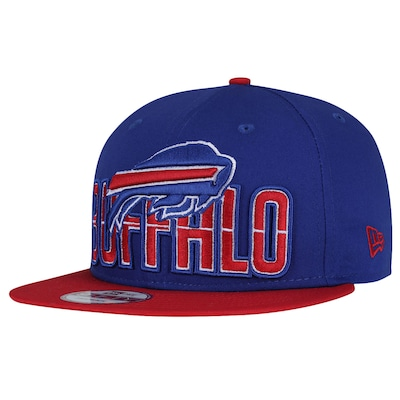 Boné Aba Reta New Era Buffalo Bills Draft NFL - Snapback - Adulto
