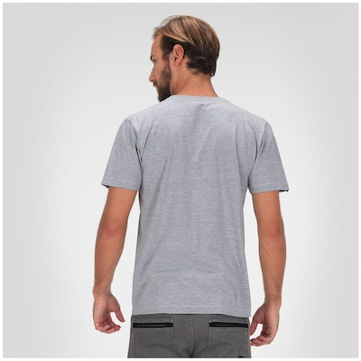 Camiseta Rusty Two Faced - Masculina