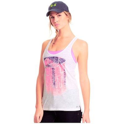 Camiseta Regata Under Armour City Scape – Feminina