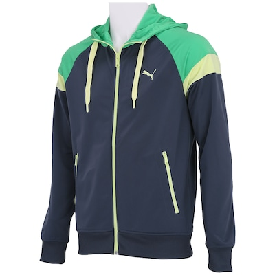 Jaqueta Puma Hooded Track