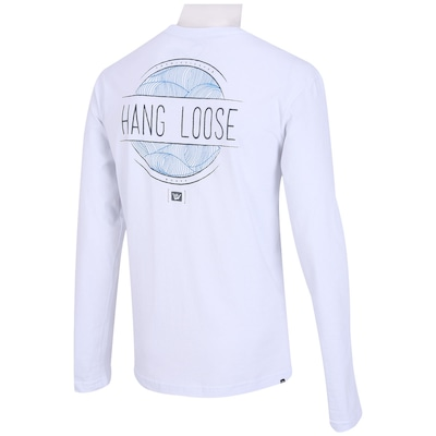 Camiseta Manga Longa Hang Loose Sunset