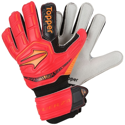 Luvas de Goleiro Topper Fuerza League 4130956 - Adulto