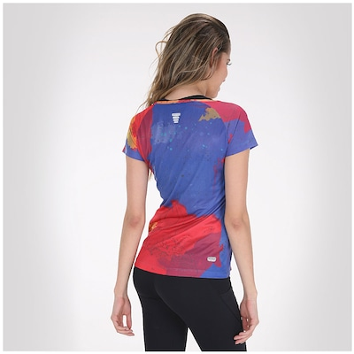 Camiseta Fila Stamp Full – Feminina