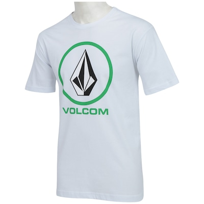 Camiseta Volcom Circle Staple – Masculina