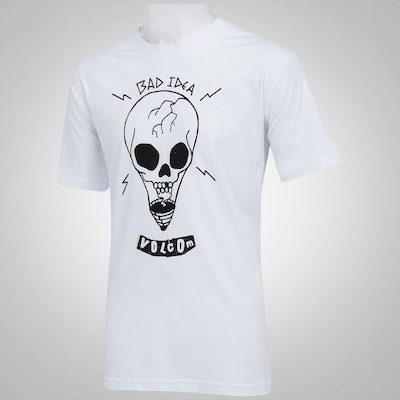 Camiseta Volcom Bad Idea – Masculina