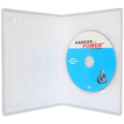 Kangoo Jumps Dvd Power Volume I