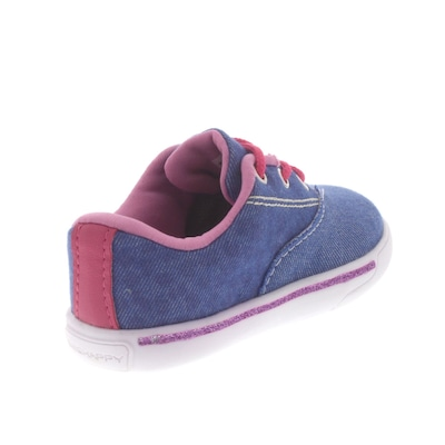 Tênis Bee Happy Dock Feminino - Infantil