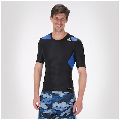 Camiseta  adidas TechFit Power - Masculina