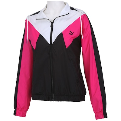 Jaqueta Puma Icon Windbreaker – Feminina