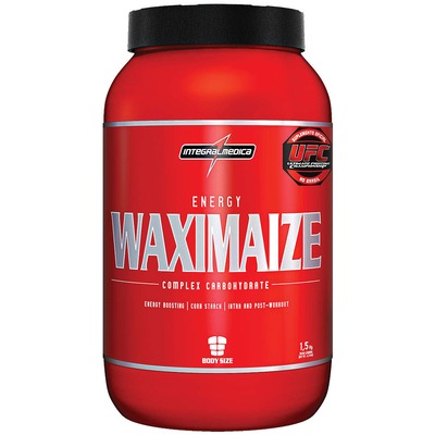 Waxy Maize Integralmédica Energy Waximaize - 1,5Kg