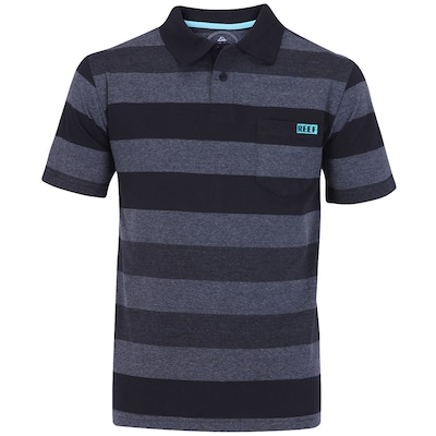 Camisa Polo Reef Built - Masculina