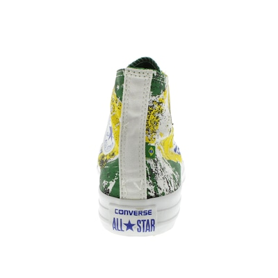 Tênis Converse All Star CT AS Print Hi Brasil – Masculino