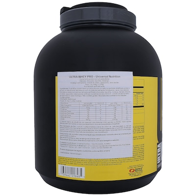 Ultra Whey Pro – 2,27 Kg – Sabor Chocolate Duplo – Universal Nutrition