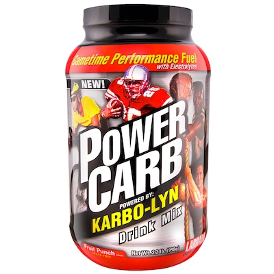Power Carb – Gametime – 998 Gramas – Frutas – Labrada