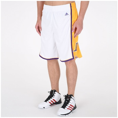 Bermuda adidas Los Angeles Lakers III – Masculina