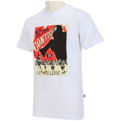 Camiseta New Skate Contestation – Masculina
