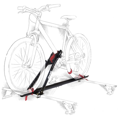 Rack Eqmax Big Bike Teto Velox