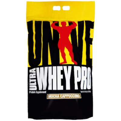 Whey Protein 3W Universal Ultra Whey Pro - Cappuccino - 4,5Kg