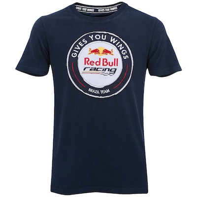 Camiseta Red Bull SC Stamp