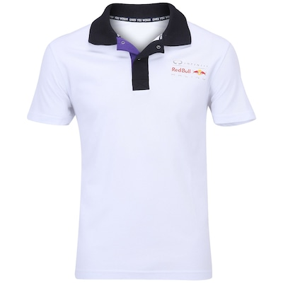 Camisa Polo Red Bull Racing Basic - Masculina