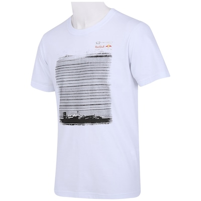Camiseta Red Bull Racing Foto PEB – Masculina