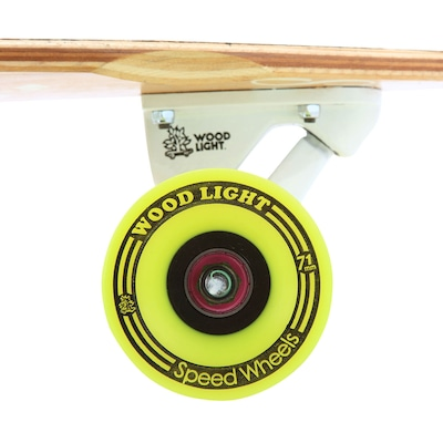Long Board Wood Light Cruizer Fish W081