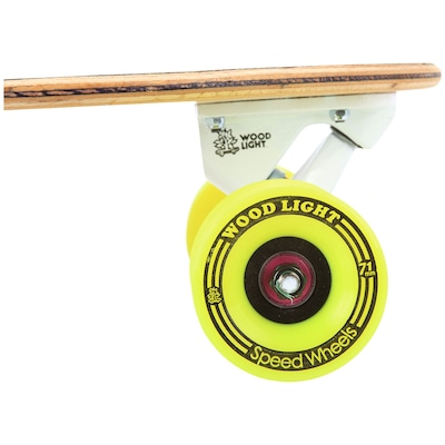 Longboard Wood Light Cruizer Fish W085