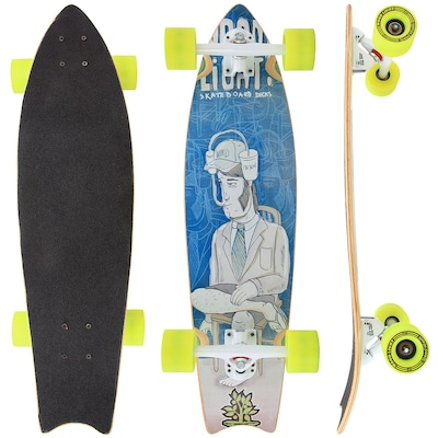 Long Board Woodlight Cruizer Fish W088