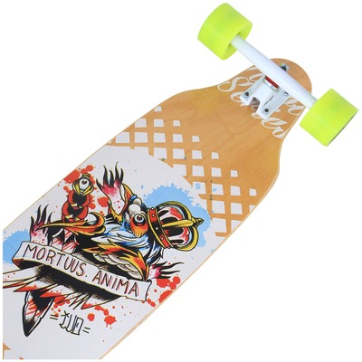 Long Board Wood Light Simétrico W095