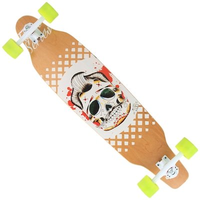 Long Board Wood Light Simétrico W096
