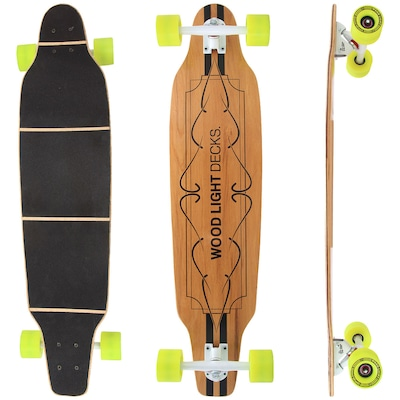 Long Board Wood Light Simétrico W100