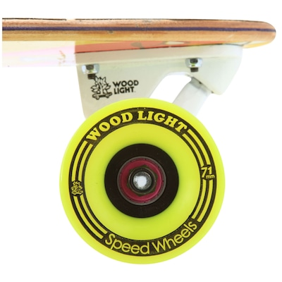 Longboard Wood Light Tail W122