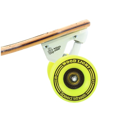 Long Board Wood Light Street Curve W112