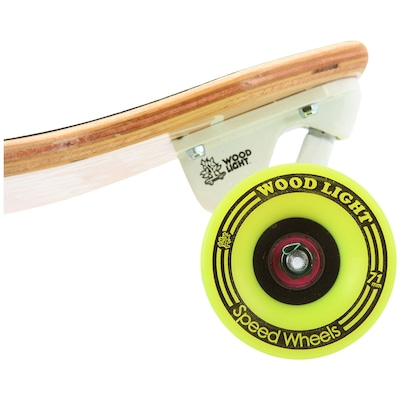 Long Board Wood Light Street Curve W116
