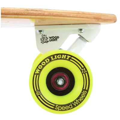 Longboard Wood Light Pin Tail W133