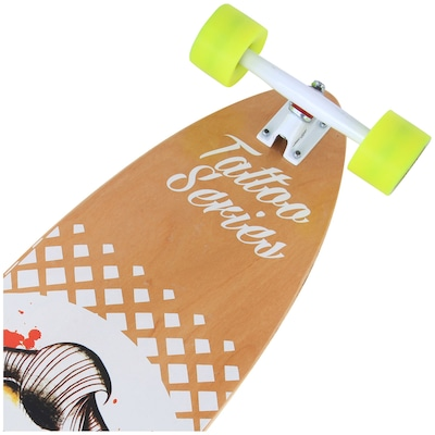 Long Board Wood Light Pin Tail W134