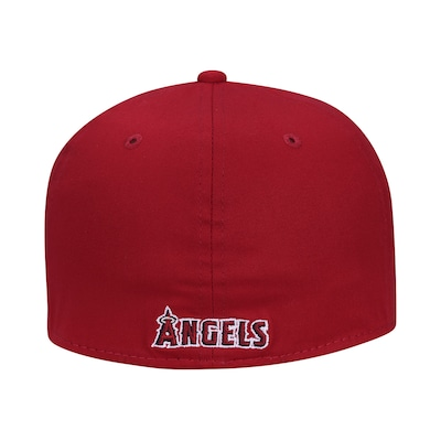 Boné New Era Los Angeles Angels - Fechado - Adulto