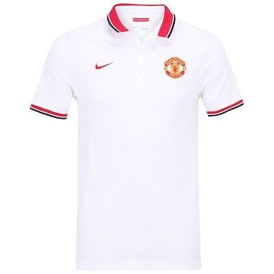 Camisa Polo Manchester United League Nike - Masculina