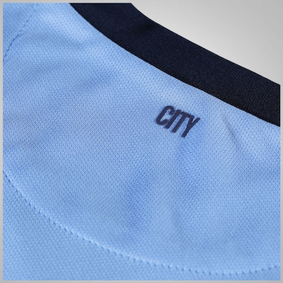 Camisa Nike Manchester City I 2014-2015 s/nº