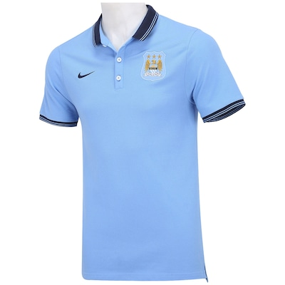 Camisa Polo Nike Manchester City League