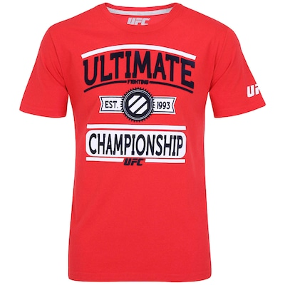 Camiseta UFC Ultimate I