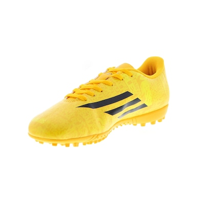 Chuteira do Messi Society adidas F5 TF AFA