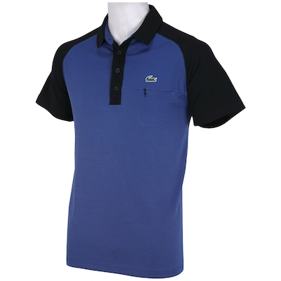 Camisa Polo Lacoste Double Face