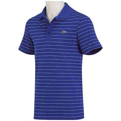 Camisa Polo Lacoste Slim Fit DH3297