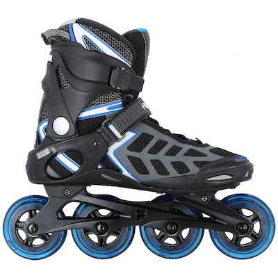 Patins Fila Primo Air Wave - In Line - Fitness - ABEC 7 - Base de Alumínio