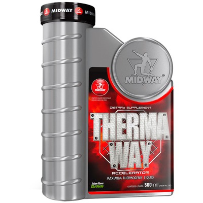Therma Way Accelerator – 500 ml – Sabor Chá Verde – Midway