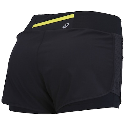 Short Asics Illusion - Feminino