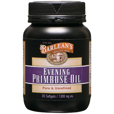 Evening Primrose Oil – 1300 Mg - Barlean's